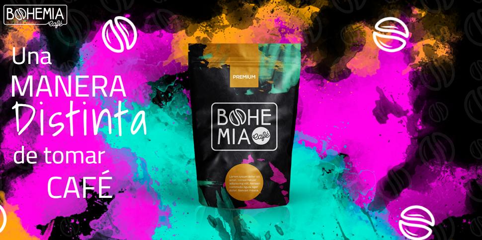 Bohemia cafe masco branding investigacion