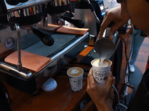 cafe bohemia masco branding