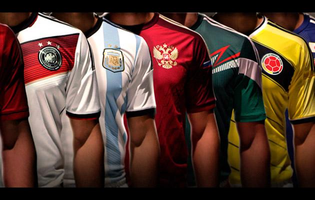 marcas goleadoras mundial rusia 2018 masco branding camisetas